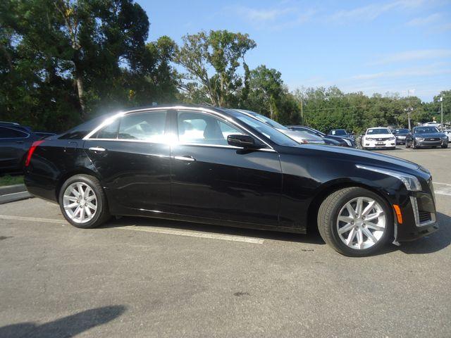 2015 Cadillac CTS Sedan Luxury AWD SEFFNER, Florida 8