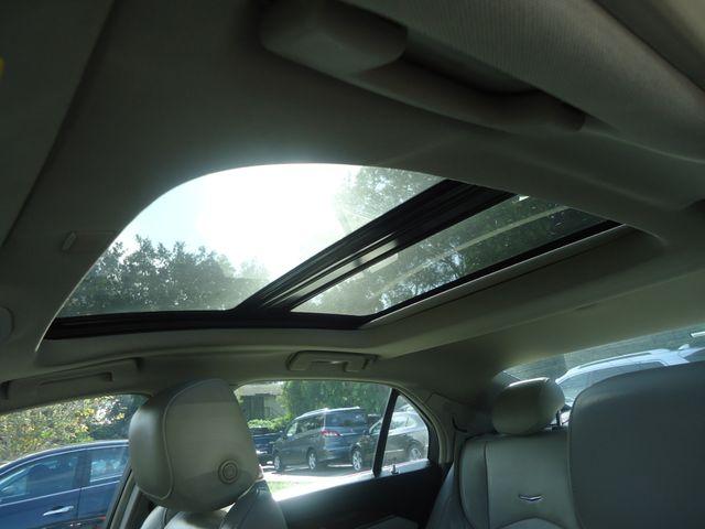 2015 Cadillac CTS Sedan Luxury AWD SEFFNER, Florida 35