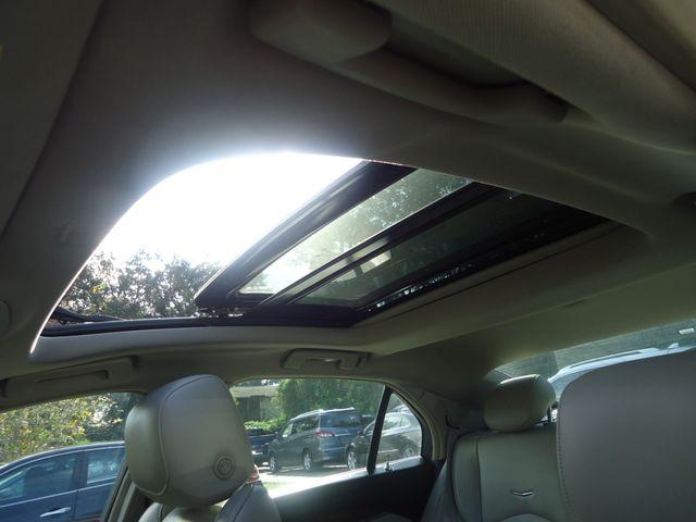 2015 Cadillac CTS Sedan Luxury AWD SEFFNER, Florida 36