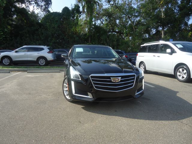 2015 Cadillac CTS Sedan Luxury AWD SEFFNER, Florida 10