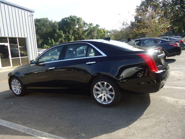 2015 Cadillac CTS Sedan Luxury AWD SEFFNER, Florida 11