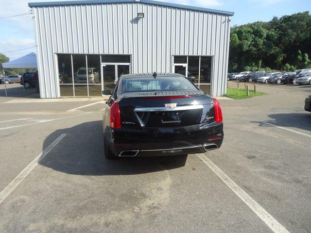2015 Cadillac CTS Sedan Luxury AWD SEFFNER, Florida 13