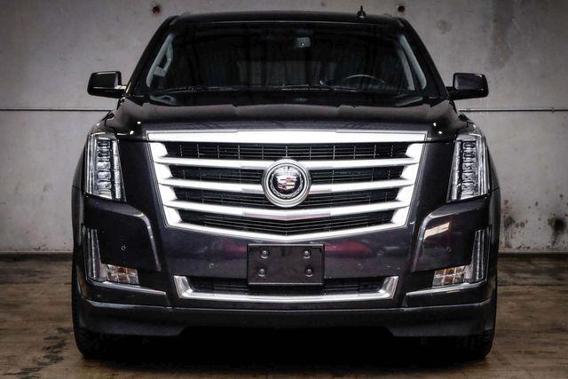 "2015 Cadillac Escalade Premium Lowered, 24"" DUB Wheels, & GIBSON Exhaust in Addison, TX 75001"
