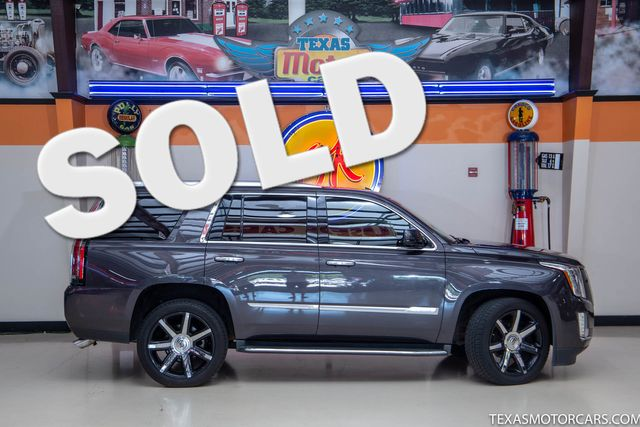 2015 Cadillac Escalade Premium in Addison, Texas 75001