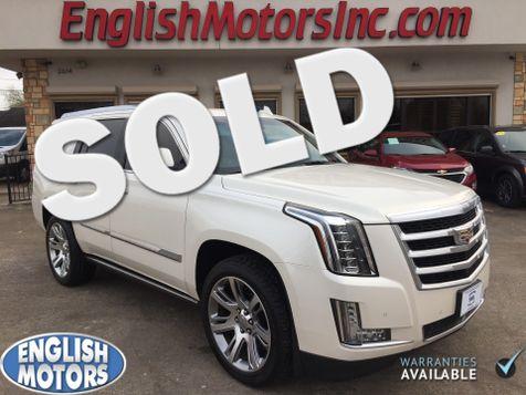 2015 Cadillac Escalade Premium in Brownsville, TX
