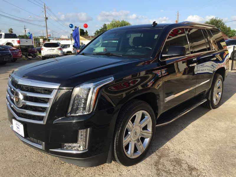 2015 Cadillac Escalade Premium  Brownsville TX  English Motors  in Brownsville, TX
