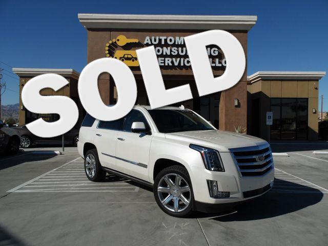 2015 Cadillac Escalade Premium 4x4 in Bullhead City AZ, 86442-6452