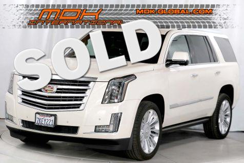 2015 Cadillac Escalade Platinum - DVD - 22