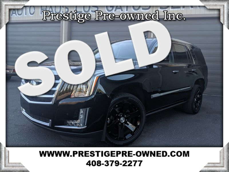 2015 Cadillac ESCALADE 4X4 PREMIUM ((**FULLY LOADED...ALL OPTIONS**))  in Campbell CA