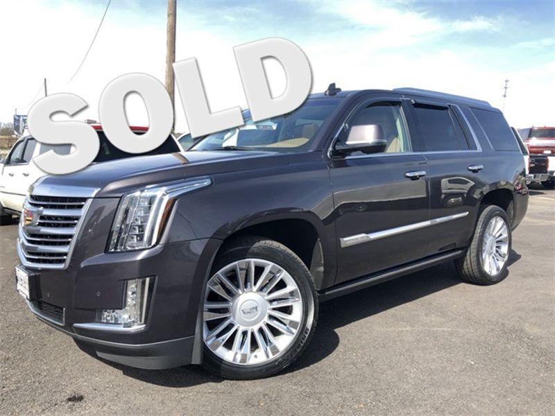 2015 Cadillac Escalade Platinum Edition 4x4 Navi Tv/DVD 3rd Row Cln Ca... | Canton, Ohio | Ohio Auto Warehouse LLC in Canton Ohio