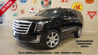 2015 Cadillac Escalade Premium HUD,ROOF,NAV,360 CAM,REAR DVD,22'S,62K in Carrollton, TX 75006