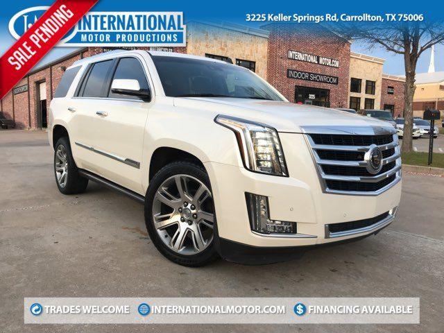 2015 Cadillac Escalade Premium ONE OWNER