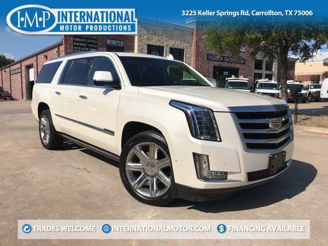 2015 Cadillac Escalade ESV Premium in Carrollton, TX 75006