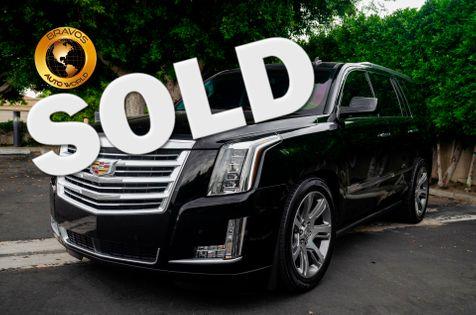 2015 Cadillac Escalade Premium in cathedral city