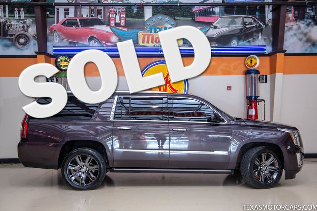 2015 Cadillac Escalade ESV Premium 4x4 in Addison, Texas 75001