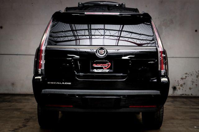 2015 Cadillac Escalade ESV Premium CUSTOM Executive Rear Seat in Addison, TX 75001