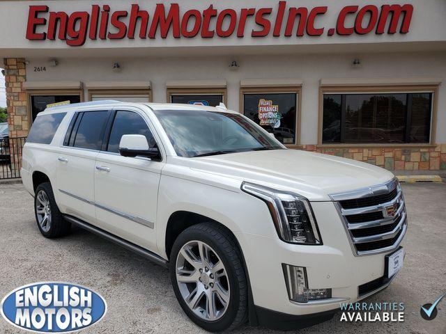 2015 Cadillac Escalade ESV Premium in Brownsville, TX 78521