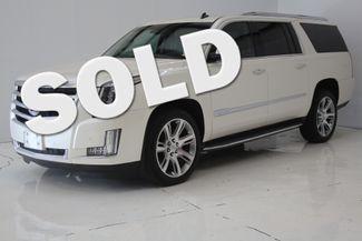 2015 Cadillac Escalade ESV Luxury Houston, Texas