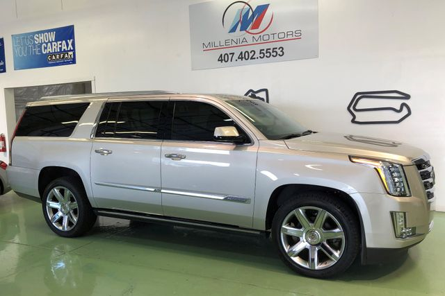 2015 Cadillac Escalade ESV Premium Longwood, FL 1