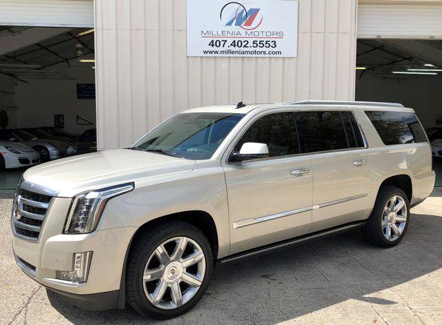 2015 Cadillac Escalade ESV Premium Longwood, FL 39