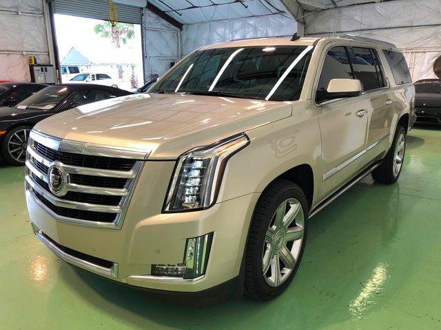 2015 Cadillac Escalade ESV Premium Longwood, FL 6