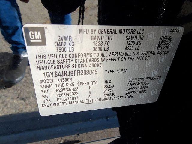 2015 Cadillac Escalade ESV Premium Madison, NC 55