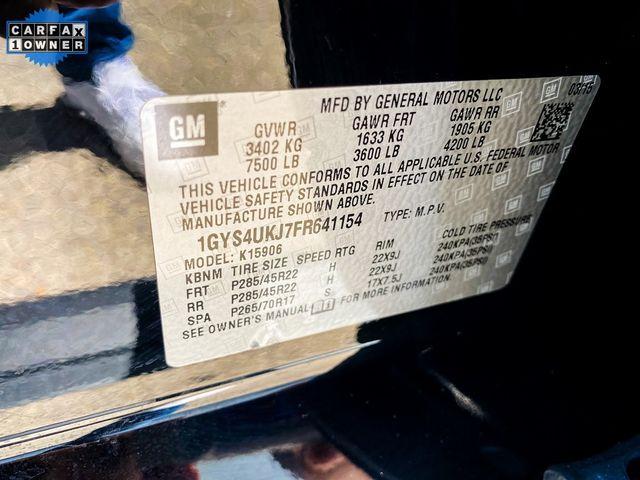 2015 Cadillac Escalade ESV Platinum Madison, NC 56
