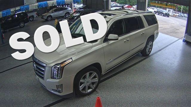 2015 Cadillac Escalade ESV Premium Madison, NC 0