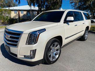 2015 Cadillac Escalade ESV ESV PREMIUM AWD KONA LEATHER POWER STEPS CARFAX  Plant City Florida  Bayshore Automotive   in Plant City, Florida