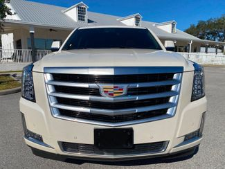 2015 Cadillac Escalade ESV ESV PREMIUM AWD KONA LEATHER POWER STEPS CARFAX  Plant City Florida  Bayshore Automotive   in Plant City, Florida