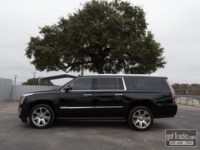2015 Cadillac Escalade ESV Premium 6.2L V8 4X4