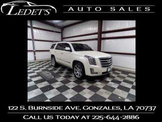 2015 Cadillac Escalade Premium - Ledet's Auto Sales Gonzales_state_zip in Gonzales
