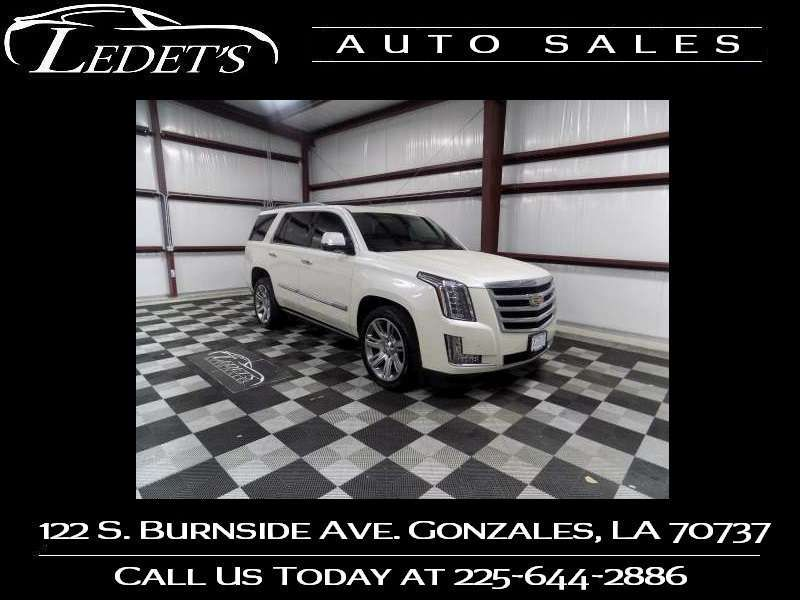 2015 Cadillac Escalade Premium - Ledet's Auto Sales Gonzales_state_zip in Gonzales Louisiana