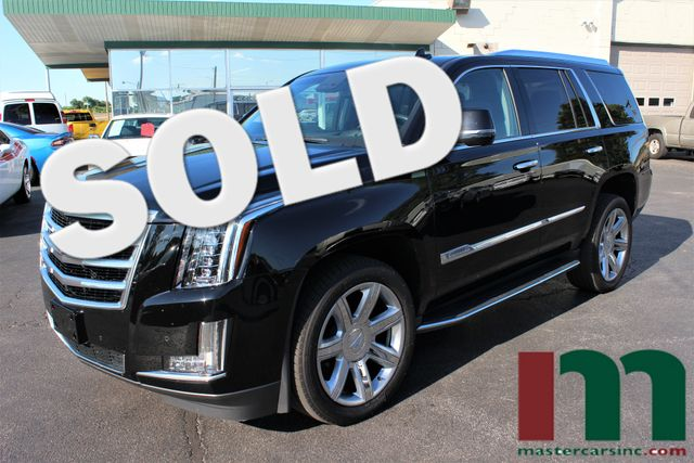 2015 Cadillac Escalade Luxury | Granite City, Illinois | MasterCars Company Inc. in Granite City Illinois