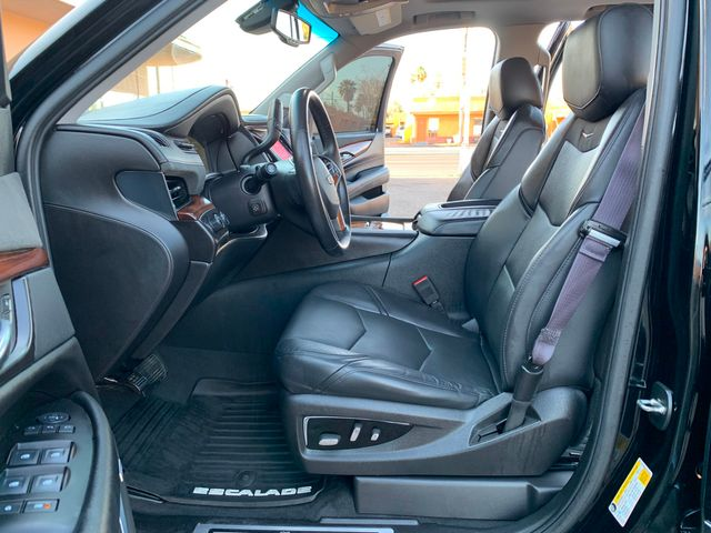 2015 Cadillac Escalade LUXURY 4X4 3 MONTH/3,000 MILE NATIONAL POWERTRAIN WARRANTY Mesa, Arizona 9