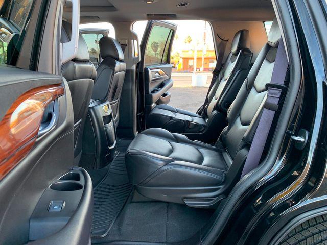 2015 Cadillac Escalade LUXURY 4X4 3 MONTH/3,000 MILE NATIONAL POWERTRAIN WARRANTY Mesa, Arizona 10