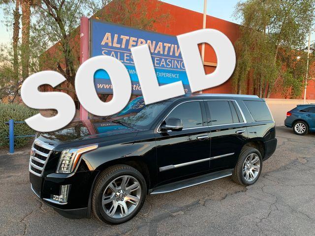 2015 Cadillac Escalade LUXURY 4X4 3 MONTH/3,000 MILE NATIONAL POWERTRAIN WARRANTY Mesa, Arizona