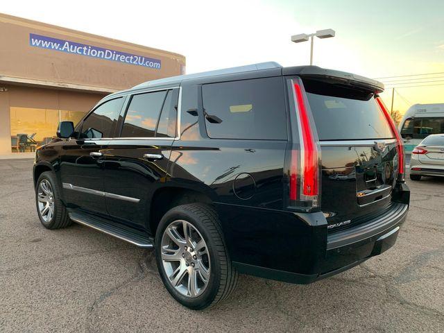 2015 Cadillac Escalade LUXURY 4X4 3 MONTH/3,000 MILE NATIONAL POWERTRAIN WARRANTY Mesa, Arizona 2
