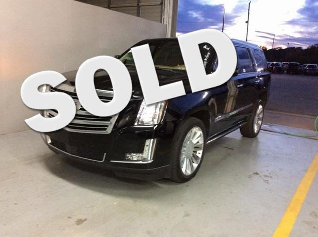 2015 Cadillac Escalade Platinum Madison, NC