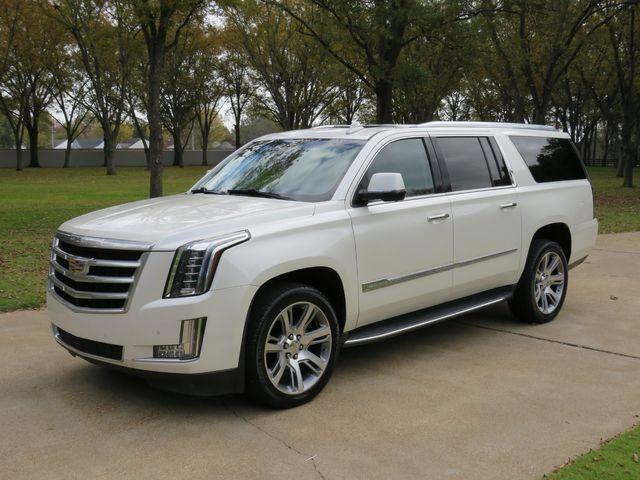 2015 Cadillac Escalade ESV 4WD