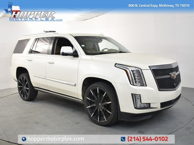 2015 Cadillac Escalade Platinum Edition Supercharged