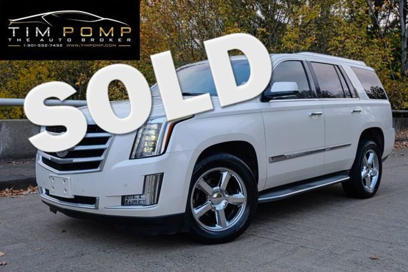 2015 Cadillac Escalade Luxury | Memphis, Tennessee | Tim Pomp - The Auto Broker in Memphis Tennessee