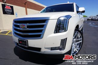 2015 Cadillac Escalade Luxury 4WD 4x4 SUV Diamond White LOW MILES | MESA, AZ | JBA MOTORS in Mesa AZ