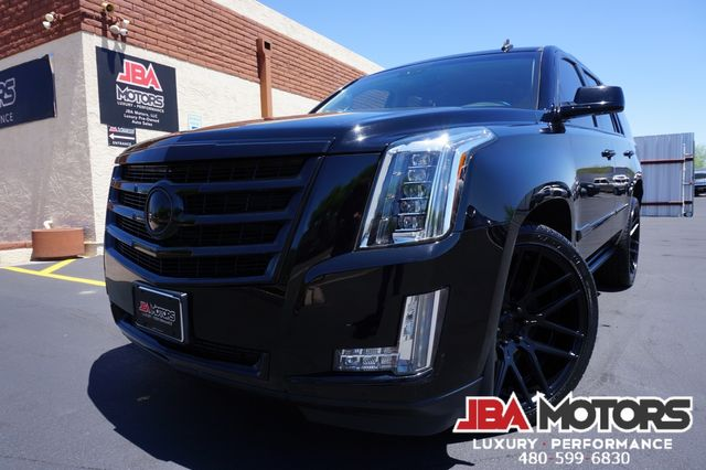 2015 Cadillac Escalade Premium 4WD 4x4 SUV ~ BLACK OUT PACKAGE