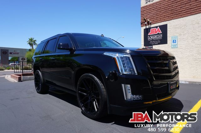 2015 Cadillac Escalade Premium 4WD 4x4 SUV ~ BLACK OUT PACKAGE in Mesa, AZ 85202