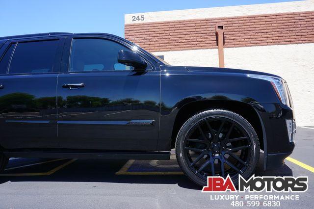 2015 Cadillac Escalade Premium 4WD 4x4 SUV ~ BLACK OUT PACKAGE in Mesa, AZ 85202