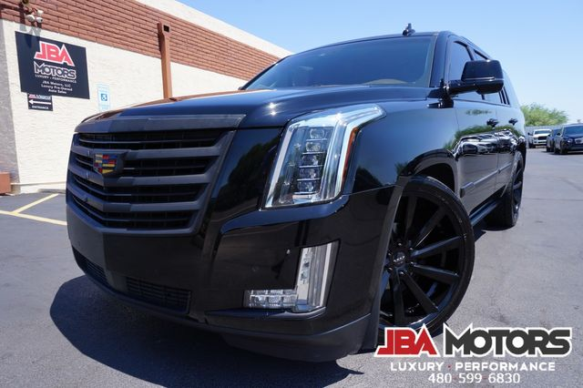 2015 Cadillac Escalade Platinum Edition 4WD 4x4 SUV