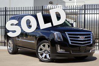 2015 Cadillac Escalade PREMIUM * Pwr Boards * 22s * DVD * 25k Miles * WOW Plano, Texas