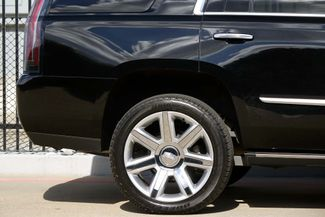 2015 Cadillac Escalade PREMIUM * Pwr Boards * 22s * DVD * 25k Miles * WOW Plano, Texas 36