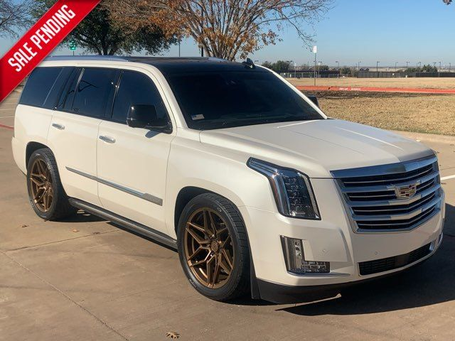 2015 Cadillac Escalade V * Platinum * 4x4 * SuperCharged * Custom Truck